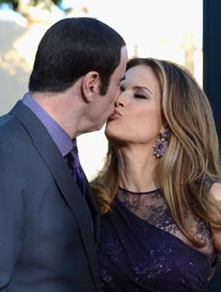 Поцелуй для прессы