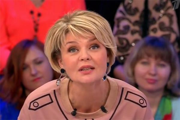 Юлия Меньшова показала, как она смотрела на Юрия Николаева