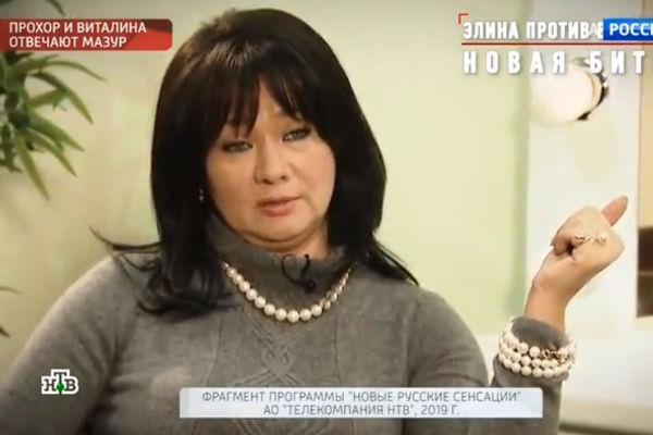 Элина Мазур считает, что Шаляпин альфонс