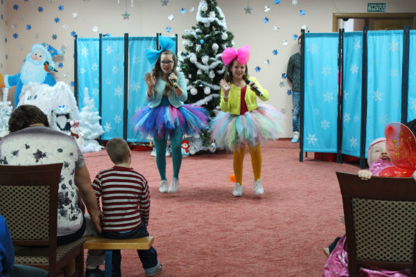 """""""Непоседы"""" устроили для детей настоящий праздник"""