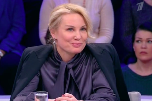 Юлия Пузырева, близкая подруга семьи Табакова и Зудиной