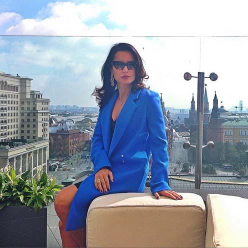 Тина Канделаки считает, что в Москве возможно все