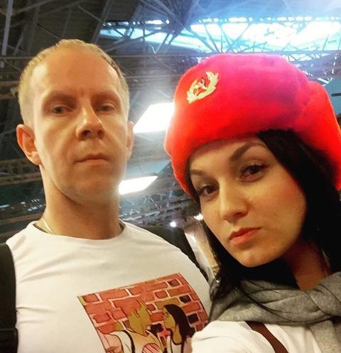 Максим Киселев и Мария Цыганкова