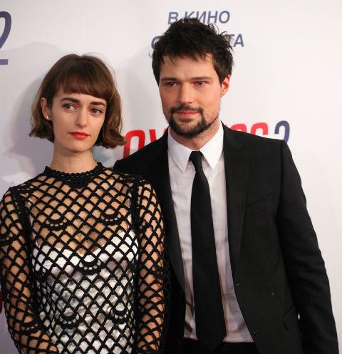 Ольга Зуева и Данила Козловский вместе с 2015 года