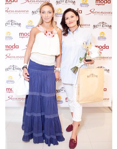 Татьяна Навка и жена Кирилла Андреева Лола