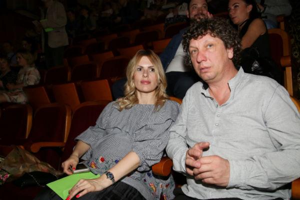 Елизавета Круцко и Сергей Шульц