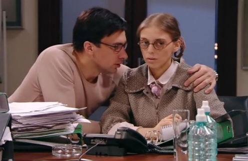 В сериале у героев Антипенко и Уваровой все сложилось благополуччно
