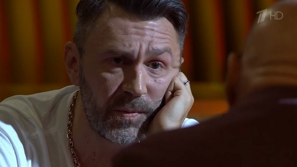 Сергей Шнуров появился в эфире программы Владимира Познера в прошлом году
