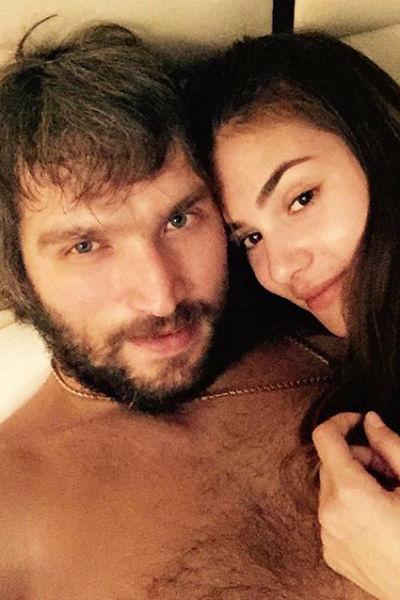 Анастасия Шубская и Александр Овечкин поженятся этим летом