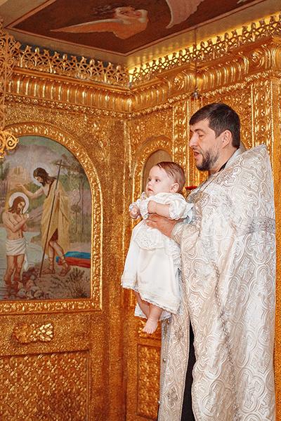 К отцу Павлу семья Павлюченко приезжает регулярно
