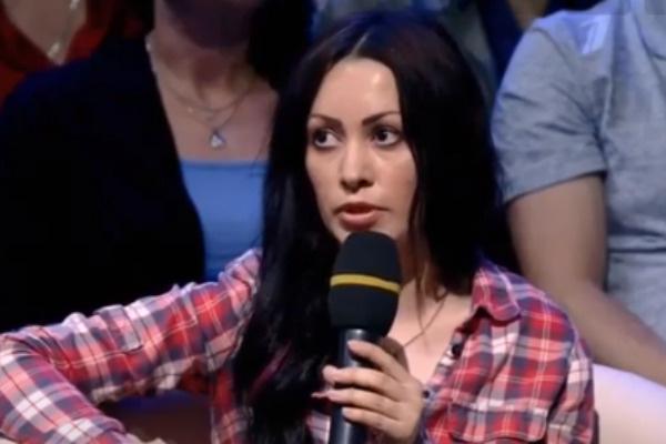 Юлия, супруга Сергея Зверева-младшего