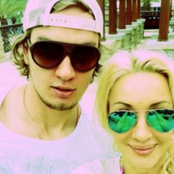 С мужем Игорем Макаровым