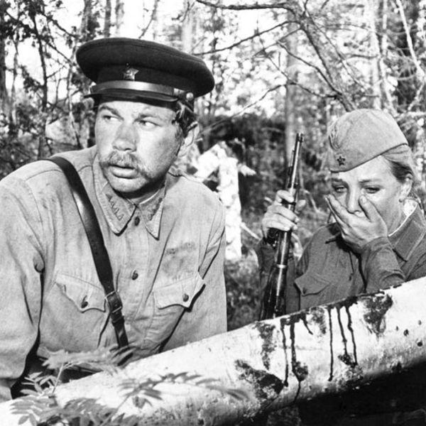 Фильм «А зори здесь тихие» вышел на экраны в 1972 году