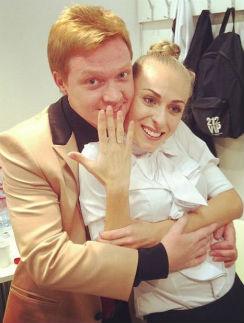 Леонид Моргунов и Екатерина Утмелидзе