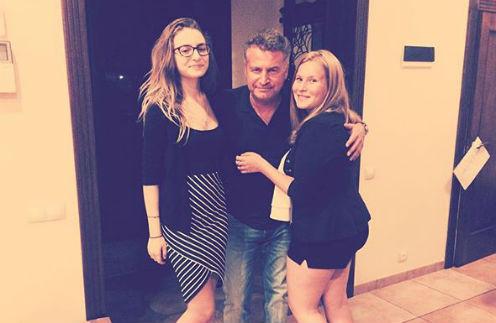 Леонид Агутин считает дочек талантливыми