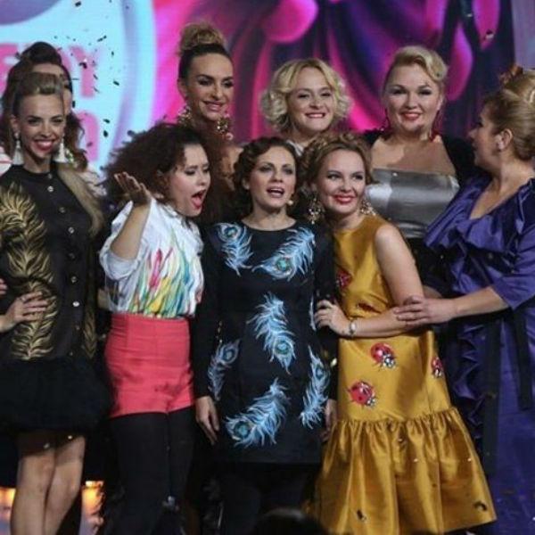 Среди участниц популярного женского шоу есть и другая молодая мама - Мария Кравченко
