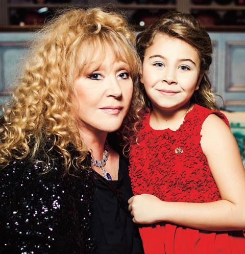 Именины Алла Борисовна и ее крестная дочь отмечают в один день