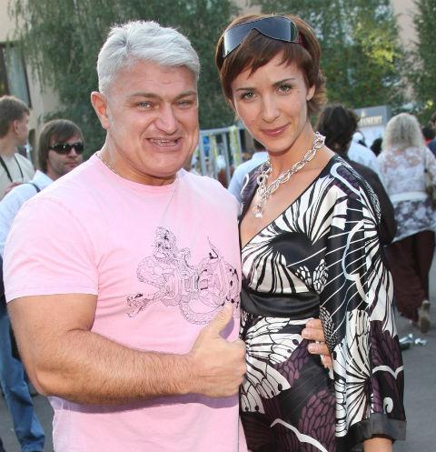 Владимир и Ирина Турчинские