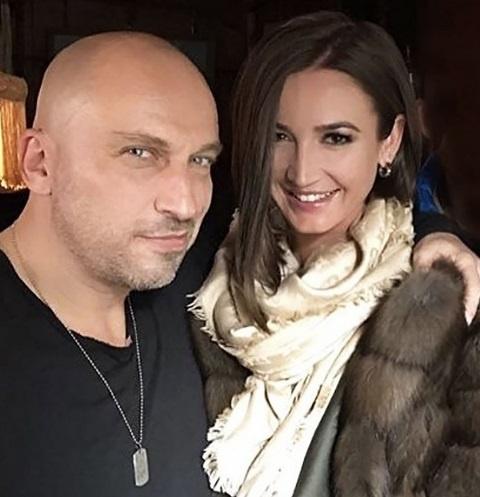 Дмитрий Нагиев и Ольга Бузова