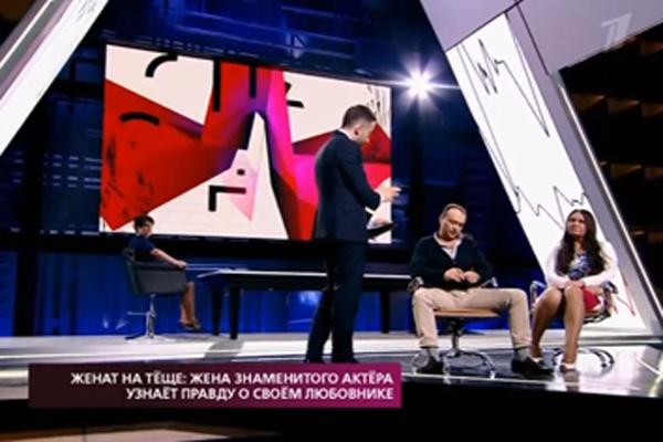 Анна Горонок не может поверить в ложь Вячеслава