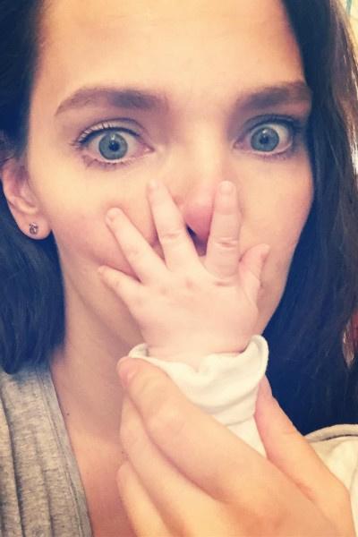 Елизавета Боярская не показывает младшего ребенка поклонникам