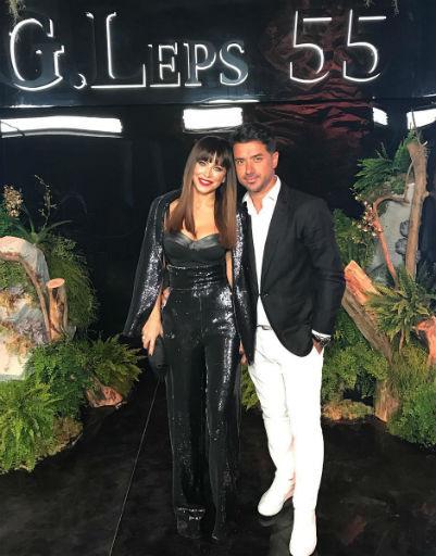 Ани Лорак с супругом Муратом Налкакиоглу