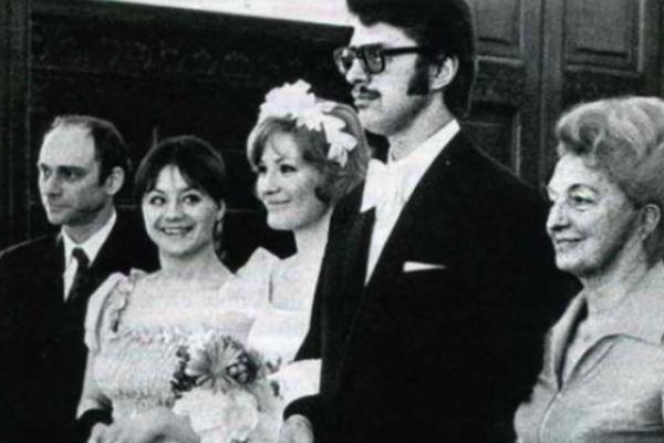 Свадьба родителей Марии Максаковой