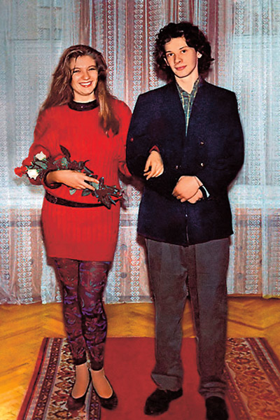Ардова в лосинах и свитере, Спиваковский в обычной рубашке – так жених с невестой отправились в загс в начале 90-х