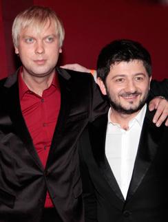 Сергей Светлаков и Михаил Галустян
