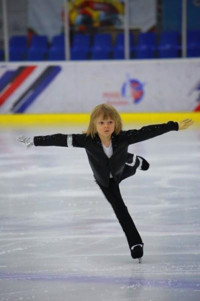 Саша Плющенко выиграл соревнование