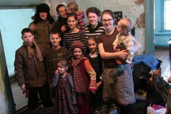Ойген и его жена родились в России, но после вместе с родителями переехали в Германию
