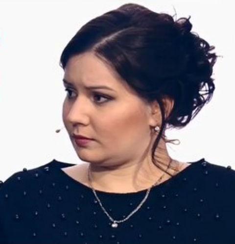 Валентина Исаева