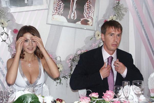 Пара поженилась в 2004 году