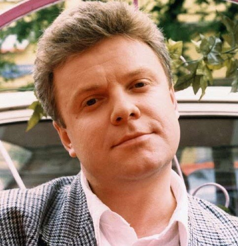 Сергея не стало в 2001 году