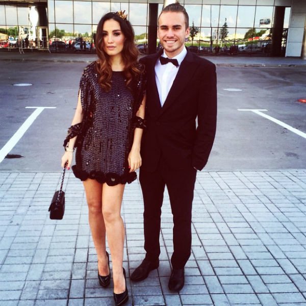 Виктория Дайнеко и ее муж Дмитрий Клейман впервые стали родителями