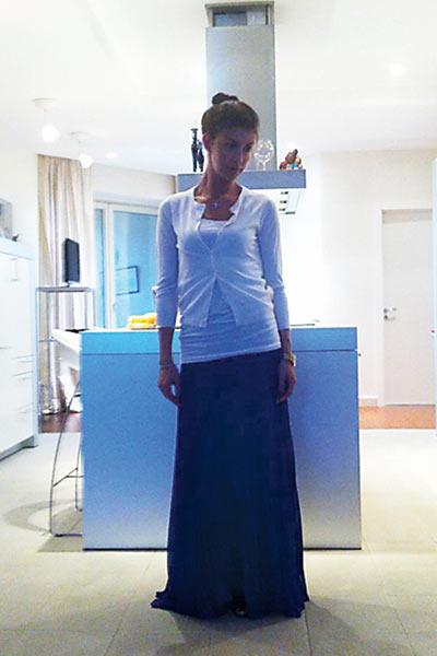 Судя по фото в соцсетях, Казмина – прекрасная хозяйка и заботливая мама