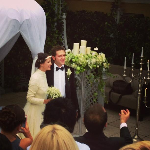 Свадьба Крюкова и Алексеевой