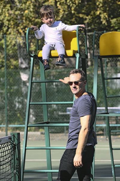 Дмитрий Шепелев разрешил родным вручить сыну подарки по случаю дня рождения