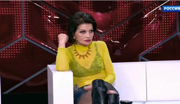 Екатерина Терешкович выглядела несколько вульгарно