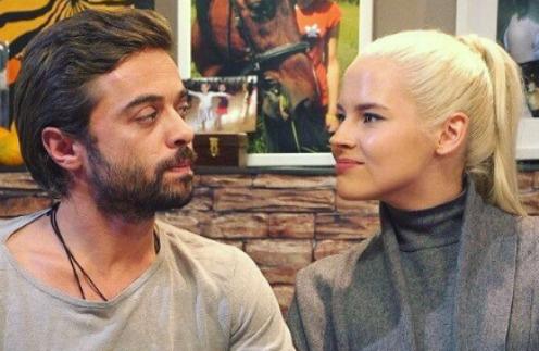 Илья Глинников и Екатерина Никулина отлично уживаются вместе