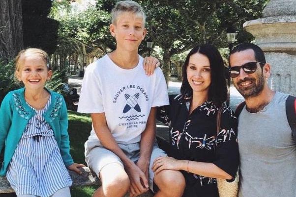 В семье Анастасии Цветаевой трое детей