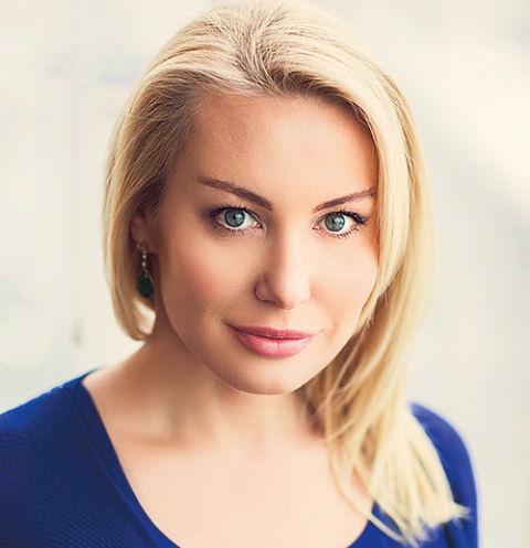 Юлия Пузырева еще и кандидат геолого- минералогических наук