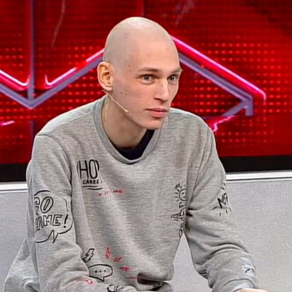 Кирилл Меньшиков борется с раком