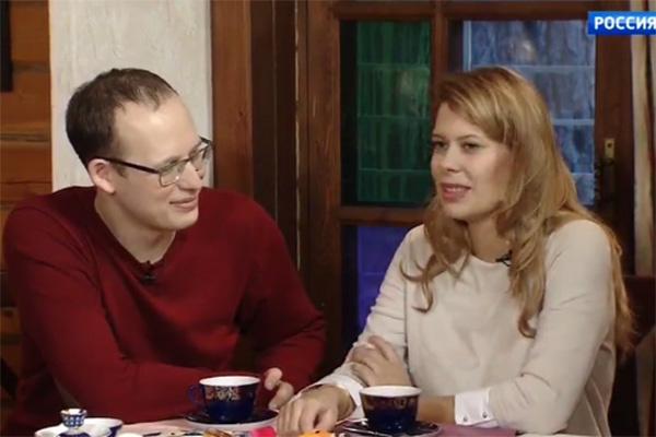 Николай Ливанов и его жена Татьяна недавно стали родителями