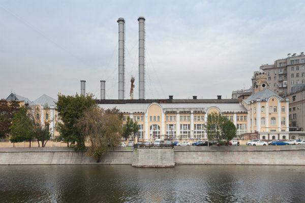 Сейчас ГЭС выглядит именно так