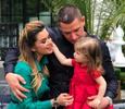 Муж Ксении Бородиной обнаружил «двойника» дочери