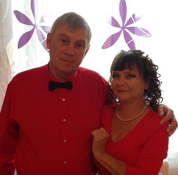 Родители Аллы Михеевой Андрей и Мария