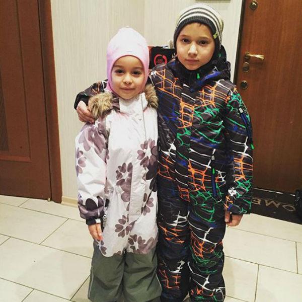 Маруся и Омар крепко подружились