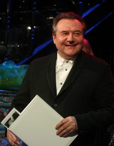 Почетным гостем церемонии награждения стал режиссер Алексей Учитель