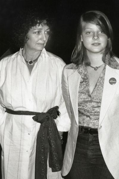 Мама актрисы была ее менеджером